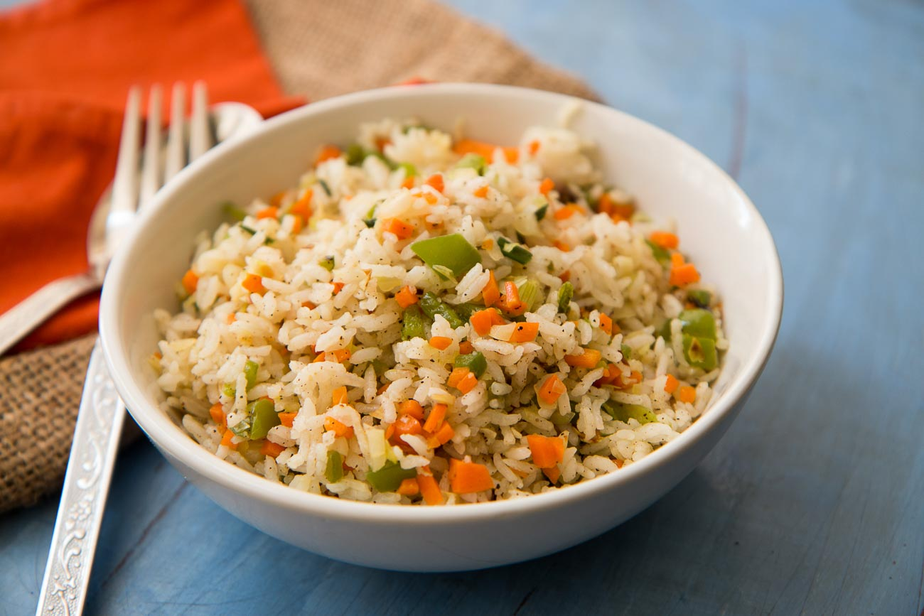 Chinese vegetable fried rice by archanas kitchen chinese vegetable fried rice ccuart Choice Image