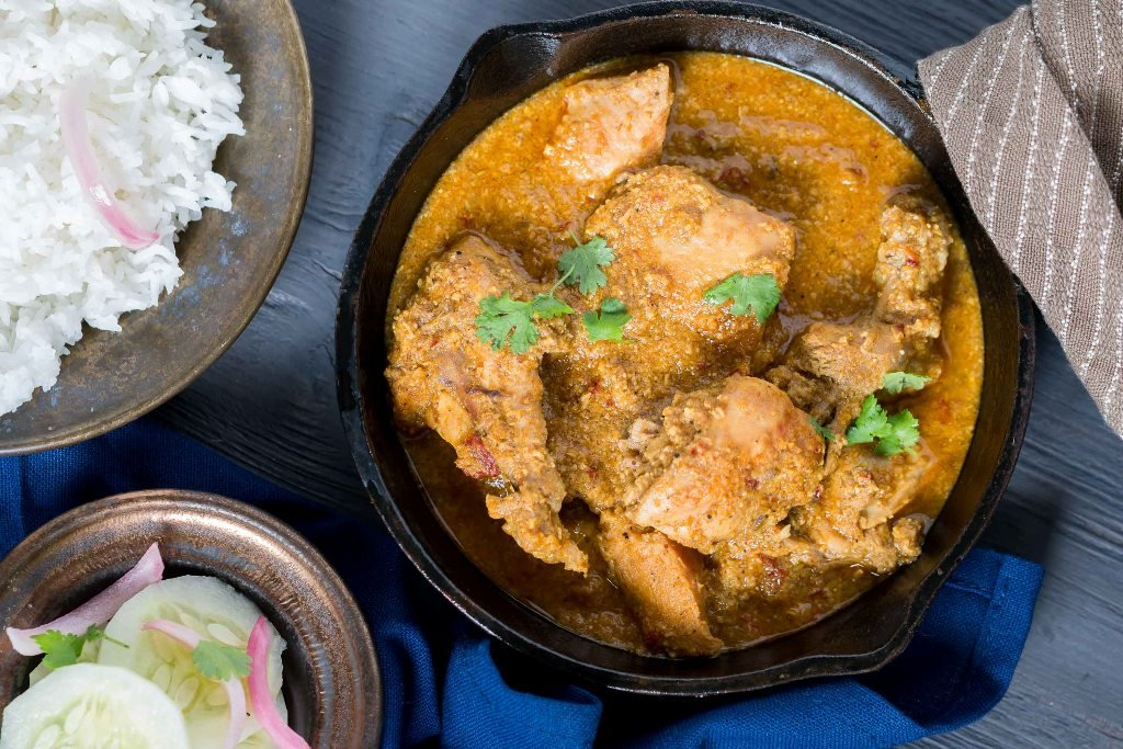 Chicken xacuti recipe goan chicken by archanas kitchen chicken xacuti recipe goan chicken forumfinder