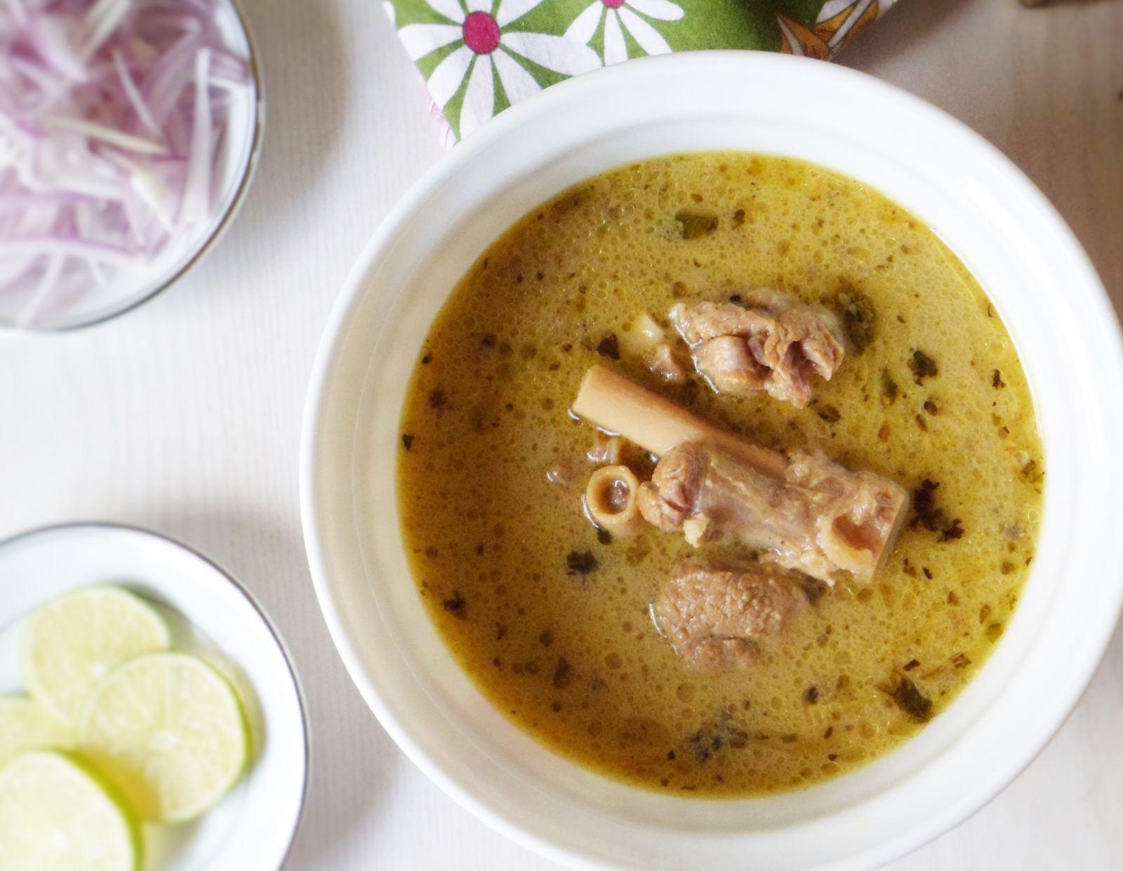 Hyderabadi marag recipe by archanas kitchen hyderabadi marag recipe forumfinder Choice Image