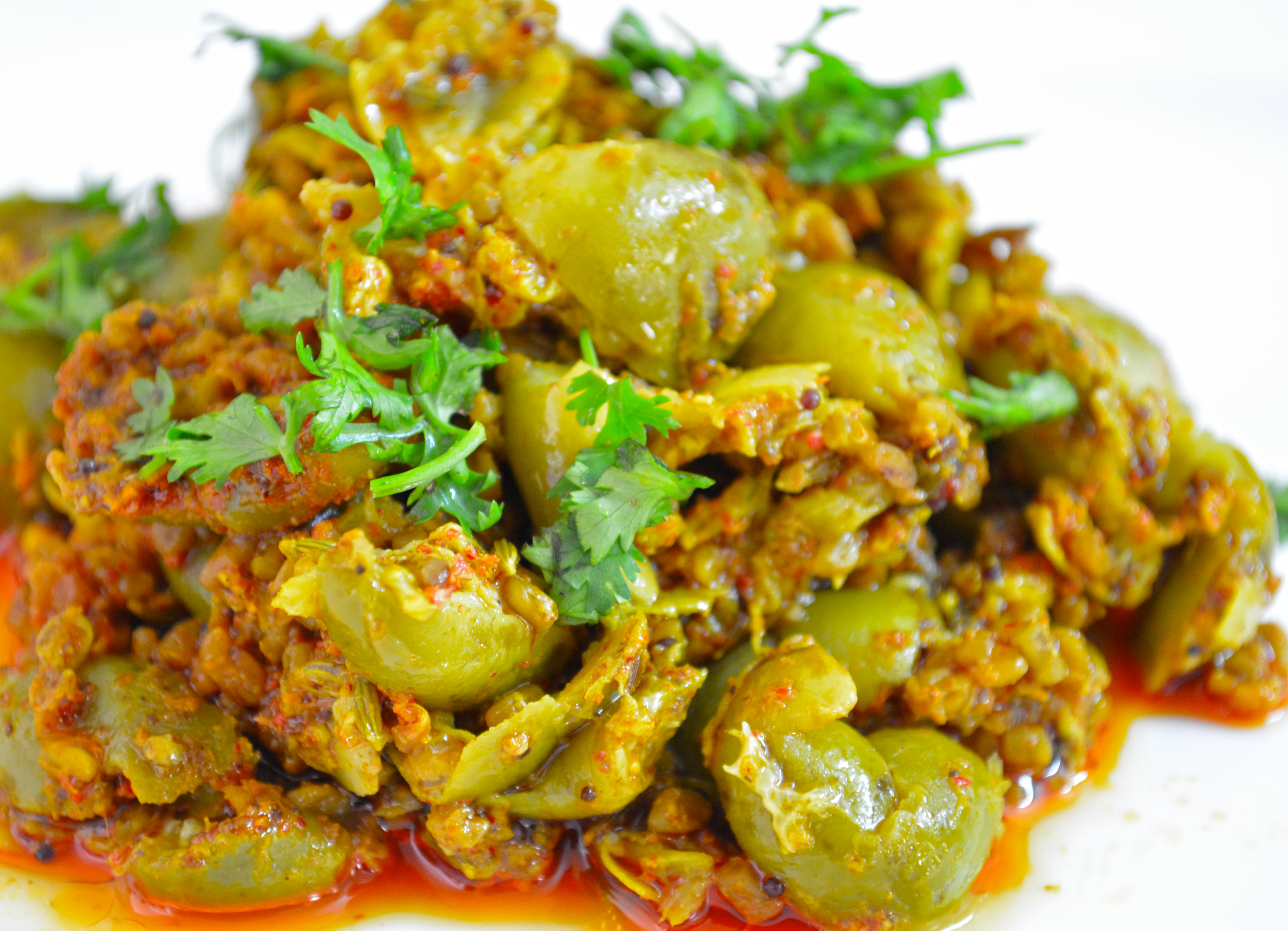 Rajasthani recipes by archanas kitchen bird lime stir fry recipe in hindi forumfinder Images