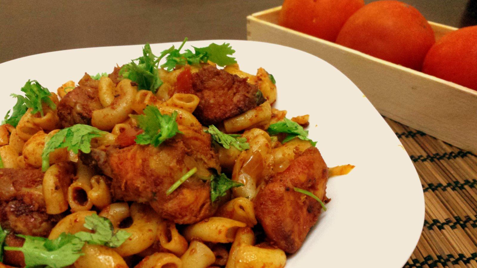 recipe: chicken and macaroni recipes [1]