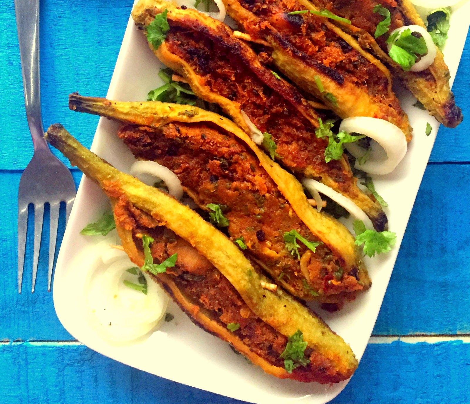 bharwa karela recipe in hindi by archanas bharwa karela recipe in hindi forumfinder Images