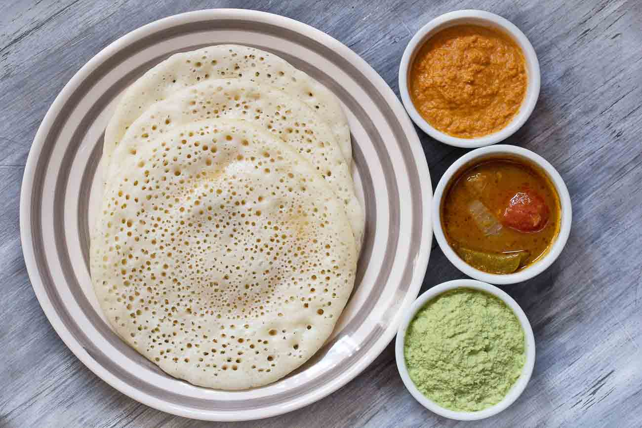 Karnataka style set dosa recipe by archanas kitchen karnataka style set dosa recipe forumfinder Image collections