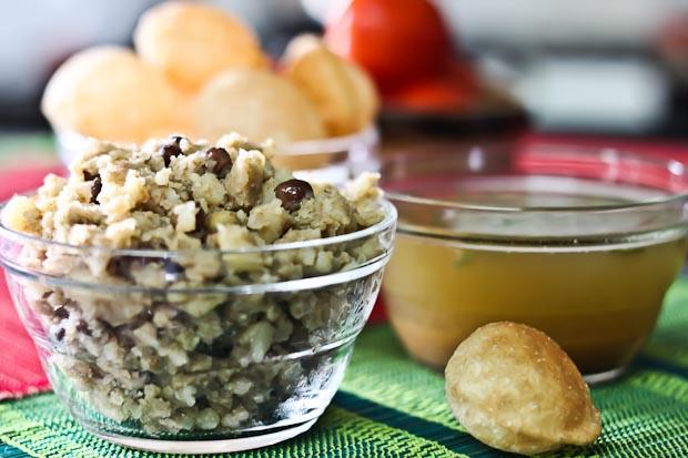 Homemade pani puri recipe calcutta style puchka recipe by archanas homemade pani puri recipe calcutta style puchka recipe forumfinder Choice Image