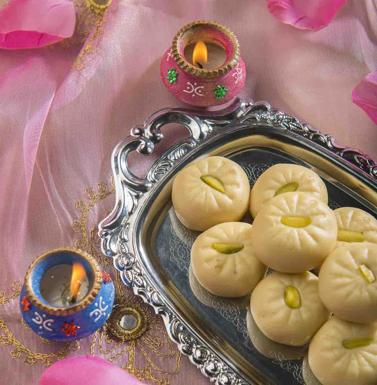 Homemade doodh peda recipe milk peda by archanas kitchen homemade doodh peda recipe milk peda forumfinder Images