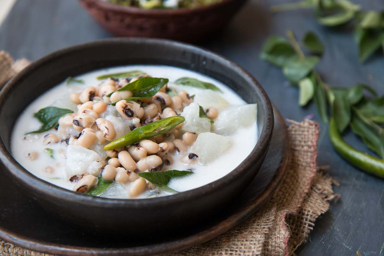Kerala olan recipe with pumpkin and black eyed beans coconut milk kerala olan recipe with pumpkin and black eyed beans coconut milk vegetable stew forumfinder