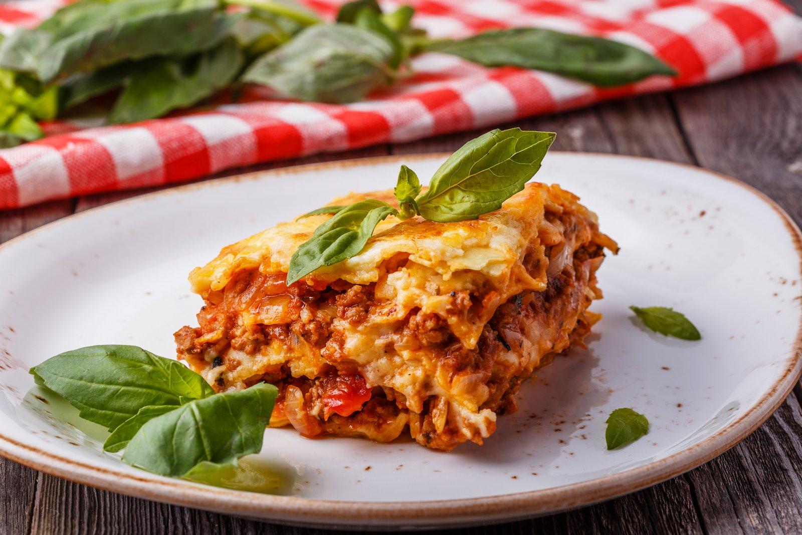 recipe: spicy beef lasagna recipe [12]