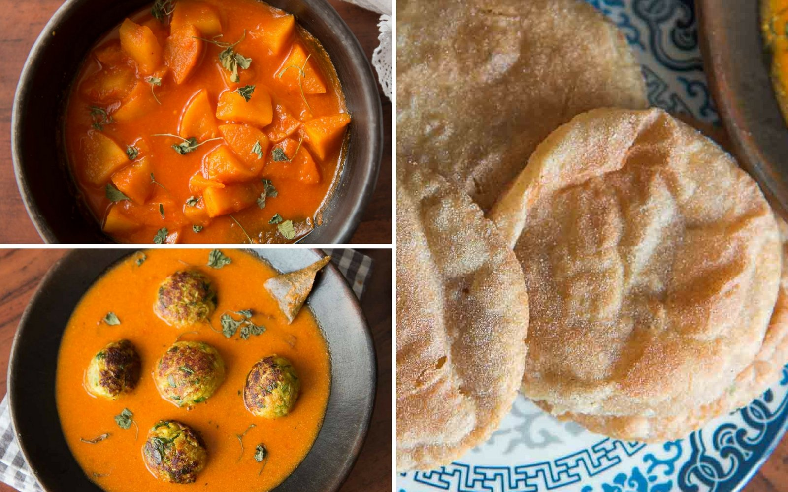 Weeknight dinners make your meals with rajgira puri lauki paneer weeknight dinners make your meals with rajgira puri lauki paneer kofta curry recipe more forumfinder Gallery