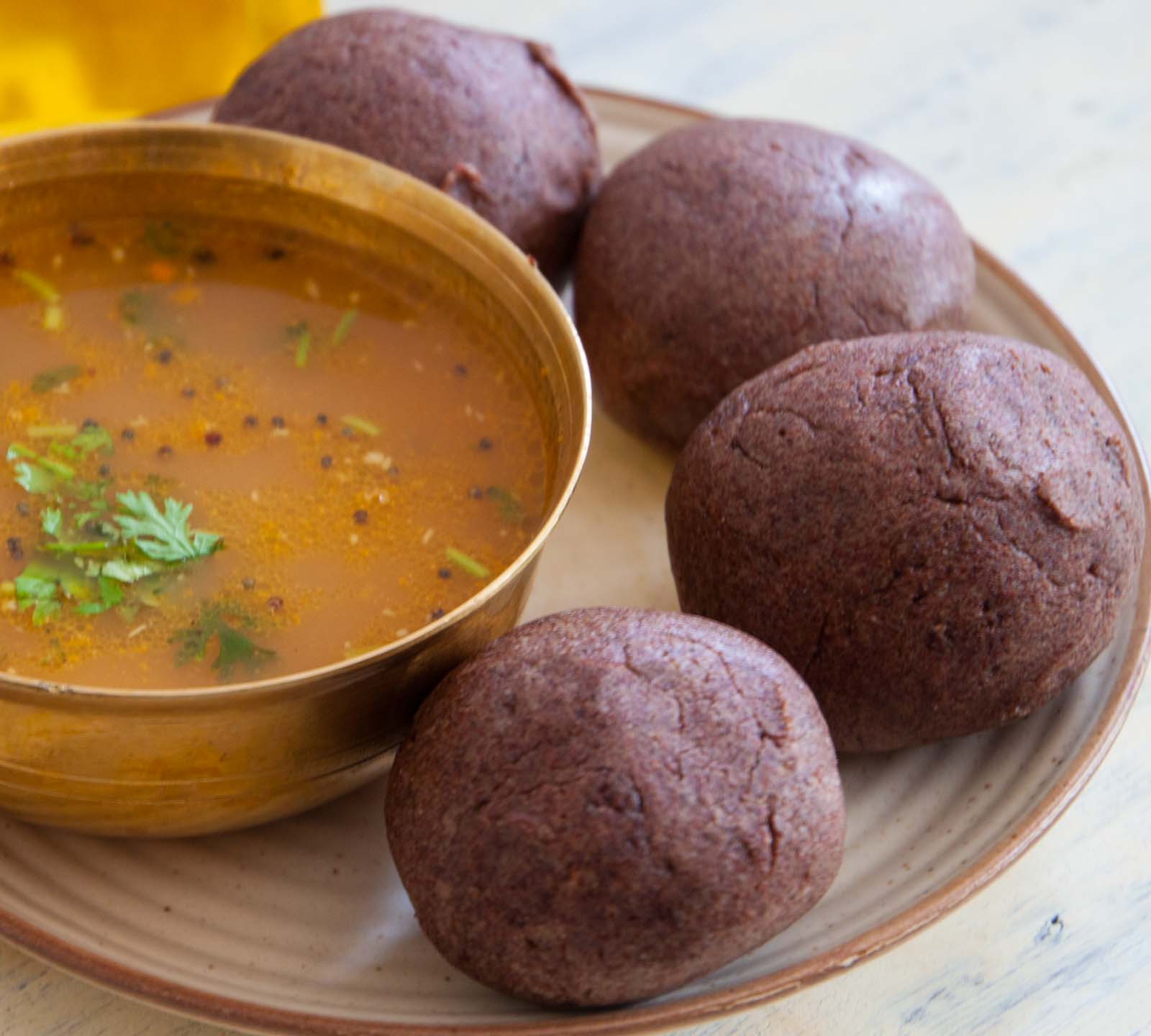 Soft delicious ragi mudde recipe by archanas kitchen soft delicious ragi mudde recipe karnataka style ragi balls forumfinder Choice Image