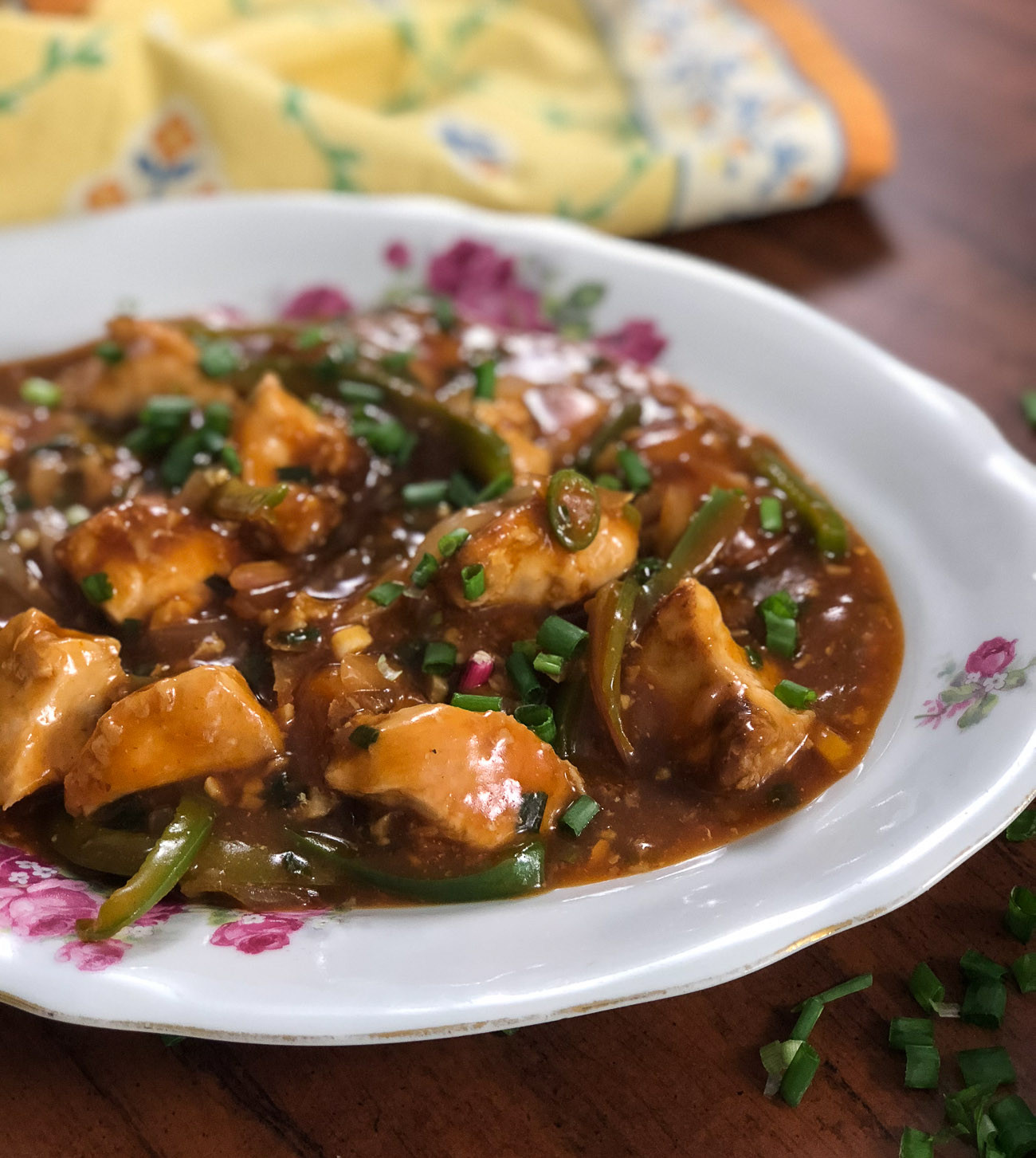 Chicken manchurian recipe gravy by archanas kitchen chicken manchurian recipe gravy forumfinder Image collections