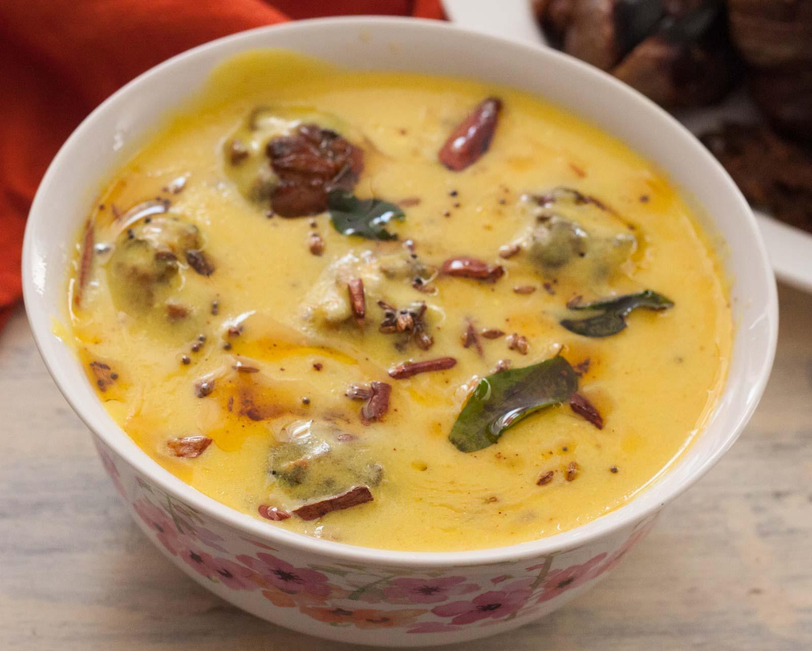 Punjabi kadhi pakora recipe by archanas kitchen punjabi kadhi pakora recipe forumfinder Images