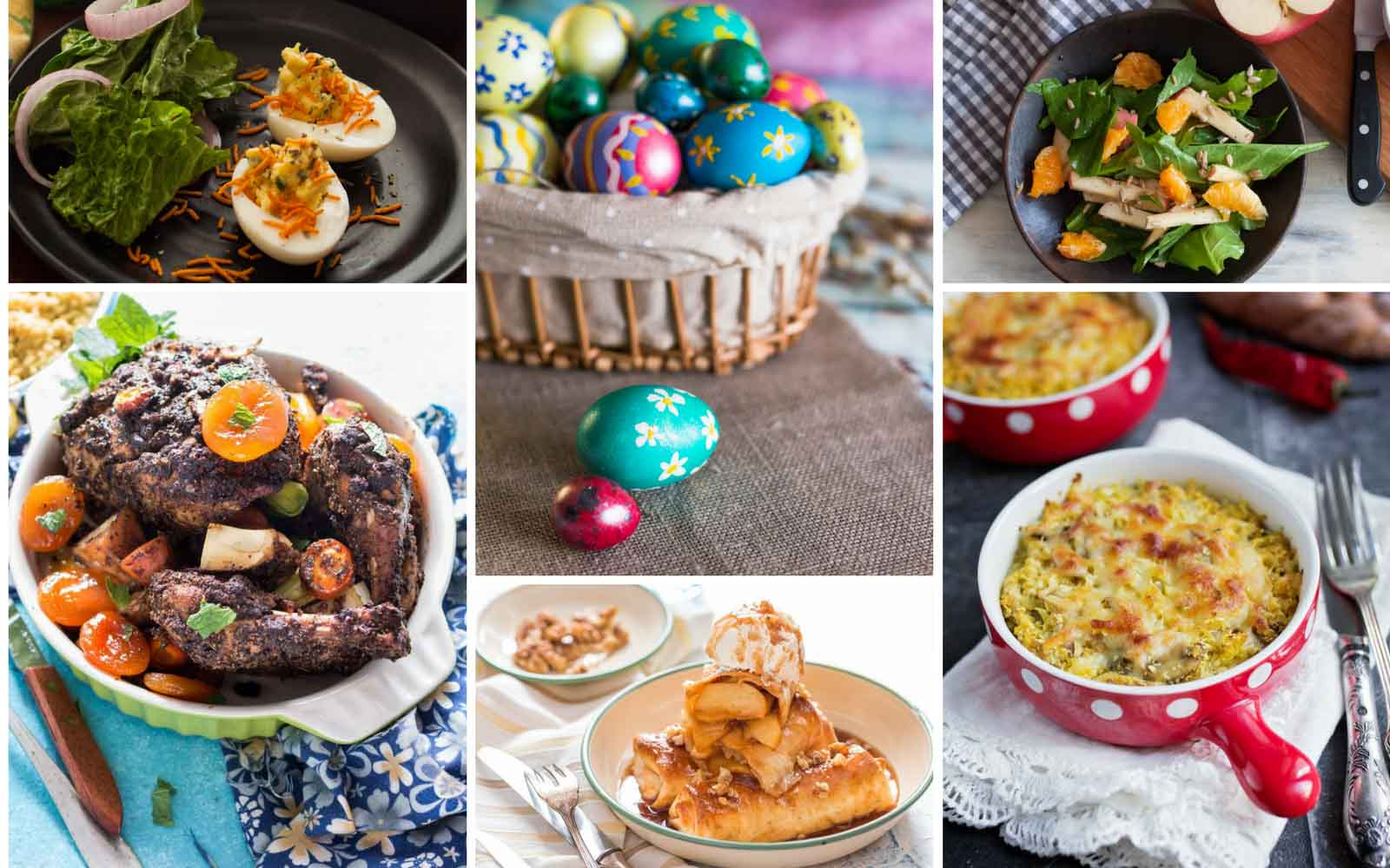 Indulge In These 18 Delectable And Traditional Recipes On Easter