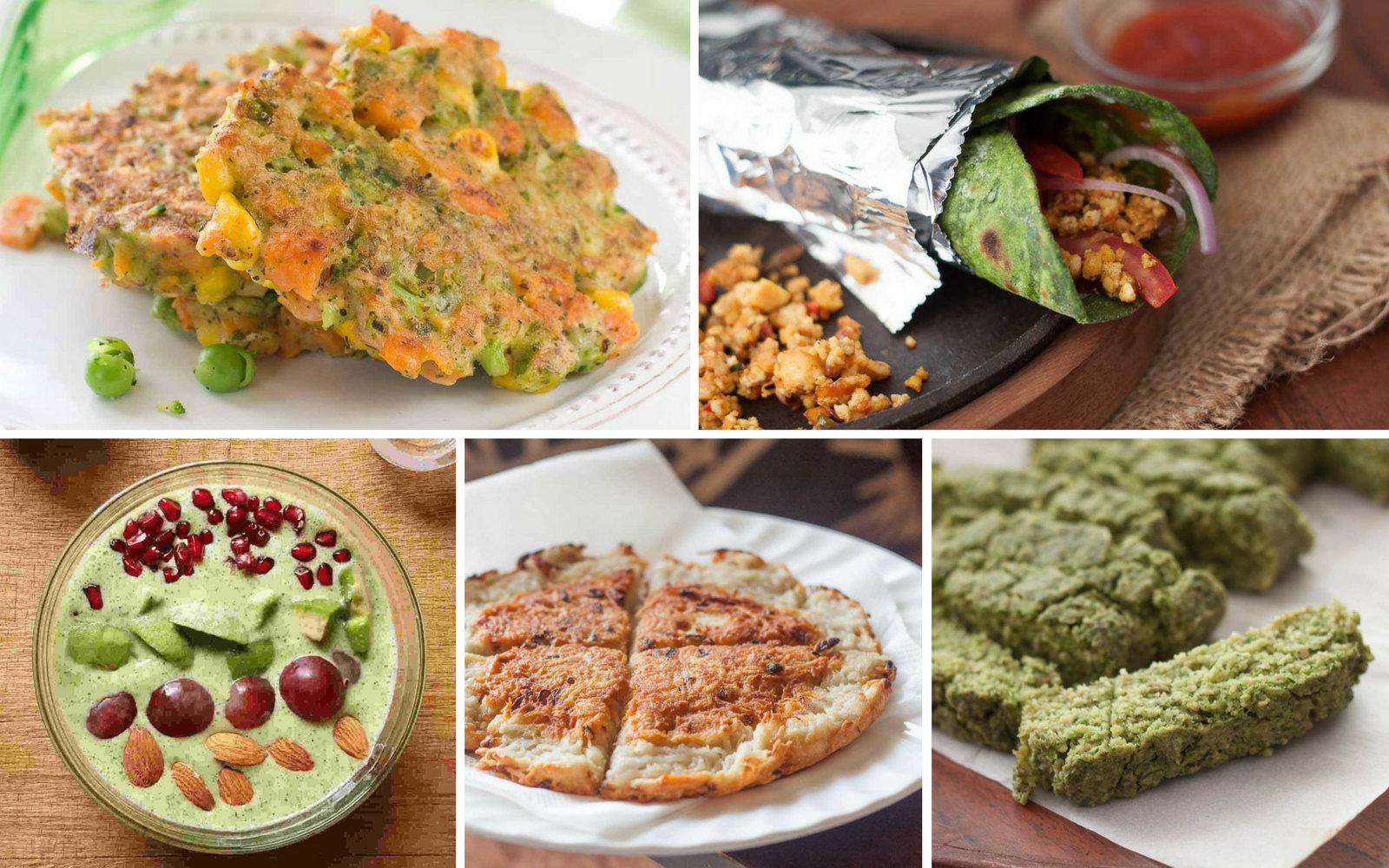 Delicious healthy food ideas - 24 Deliciously Healthy Breakfast Recipes