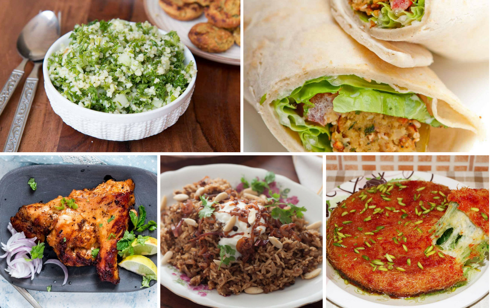 9 Delicious Middle Eastern Recipes For A Special Weekend Dinner