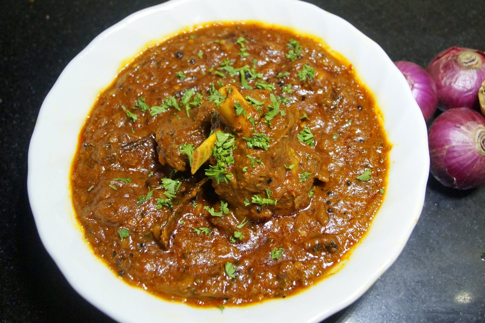 Nepalese mutton curry recipe by archanas kitchen nepalese mutton curry recipe forumfinder Choice Image