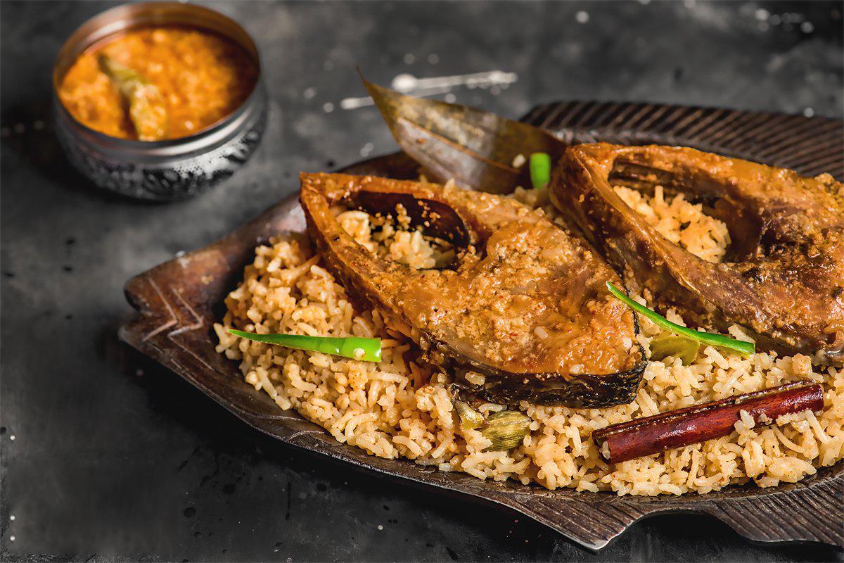 Ilish pulao recipe bengali style hilsa fish pilaf by archanas ilish pulao recipe bengali style hilsa fish pilaf forumfinder Choice Image