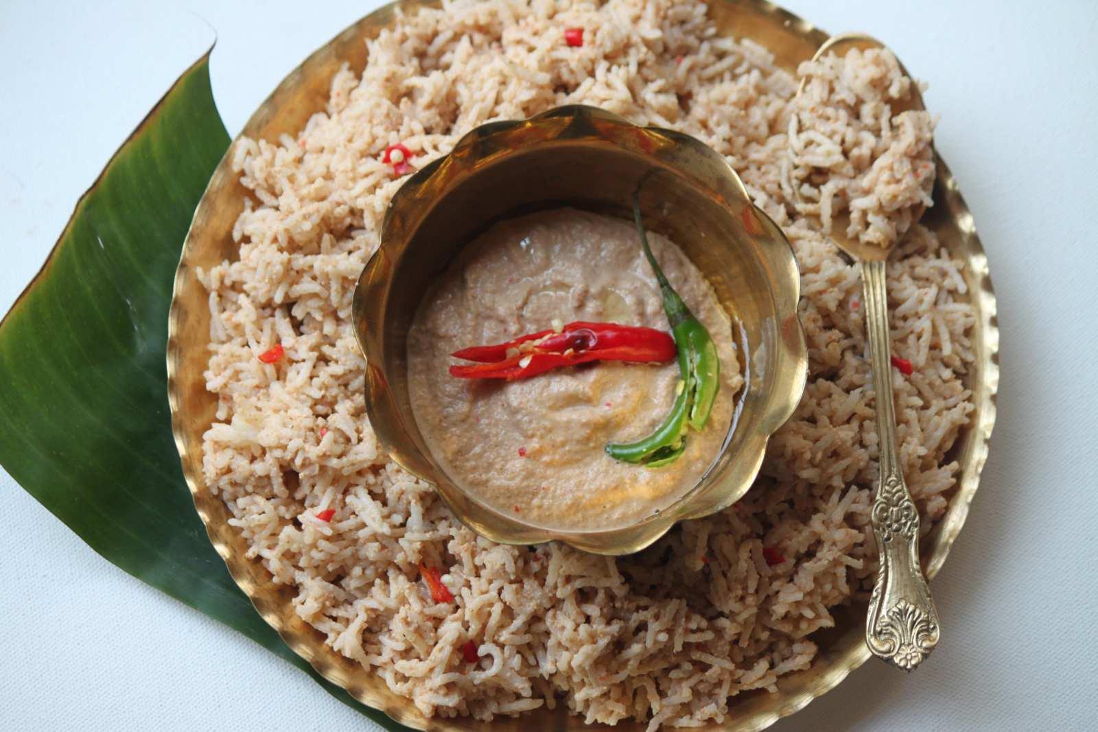 Bengali posto bhat recipe poppy seed rice by archanas kitchen bengali posto bhat recipe poppy seed rice forumfinder Choice Image