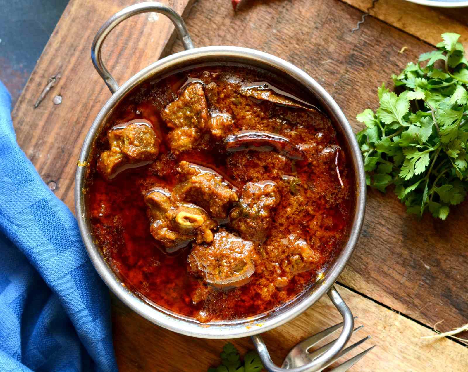 Rajasthani mutton banjara recipe by archanas kitchen rajasthani mutton banjara recipe forumfinder Gallery