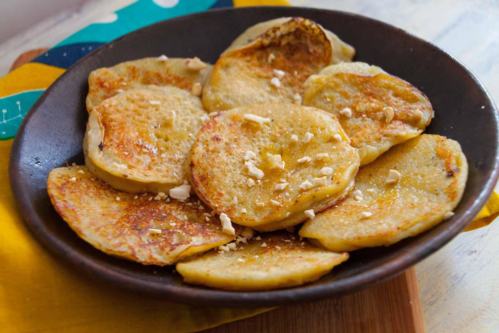 Kerala style banana dosa recipe by archanas kitchen forumfinder Images