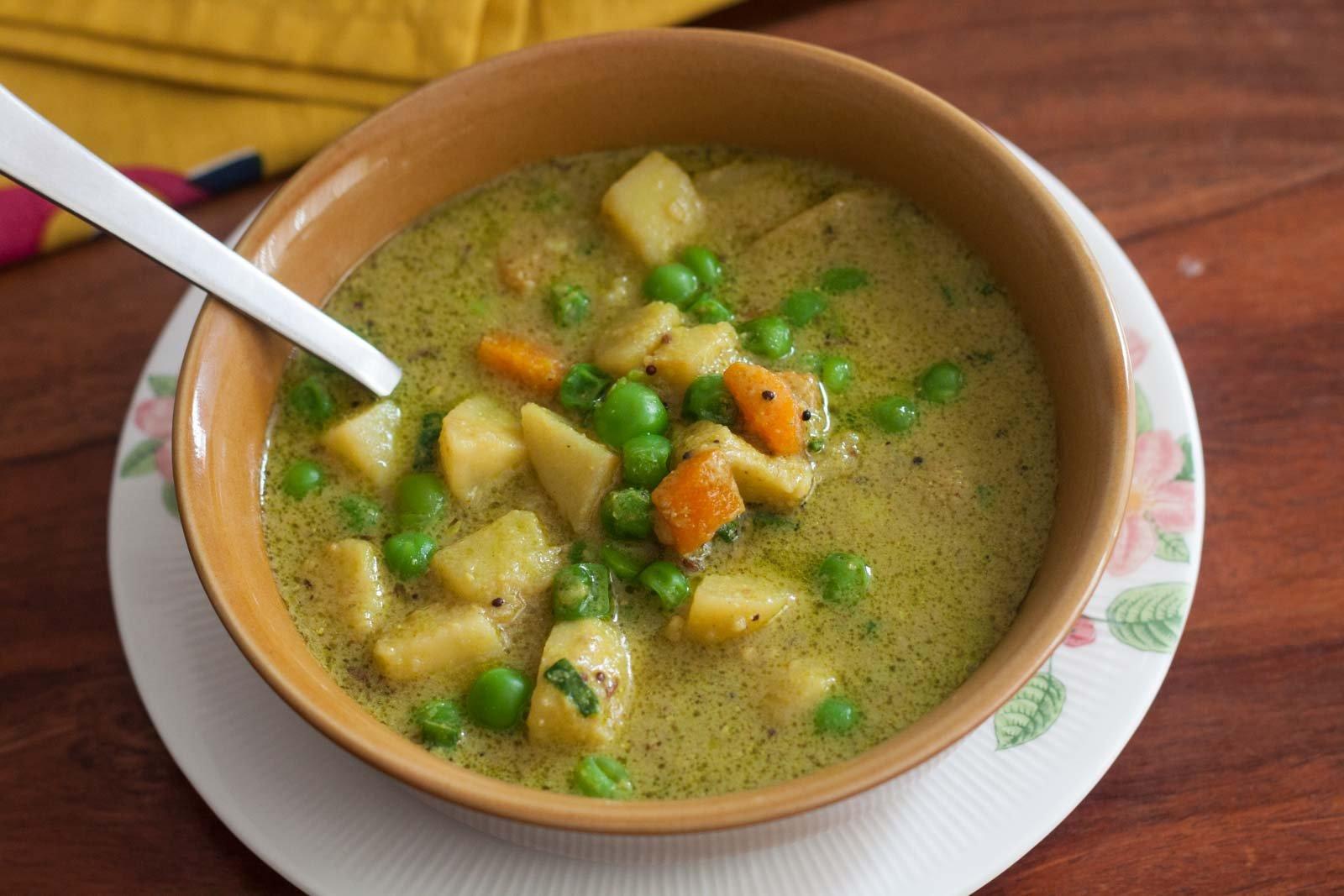 Maharashtrian style sheng sola recipe vegetable stew by maharashtrian style sheng sola recipe vegetable stew forumfinder Images