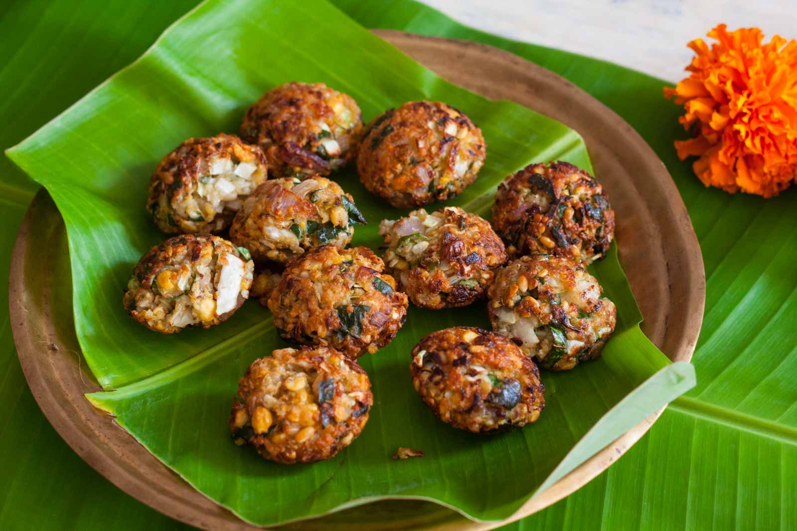 Tamil nadu style dal masala vada with cabbage recipe by archanas a mouthwatering snack that is made with dals and vegetable and fried in a kuzhi paniyaram pan forumfinder Gallery