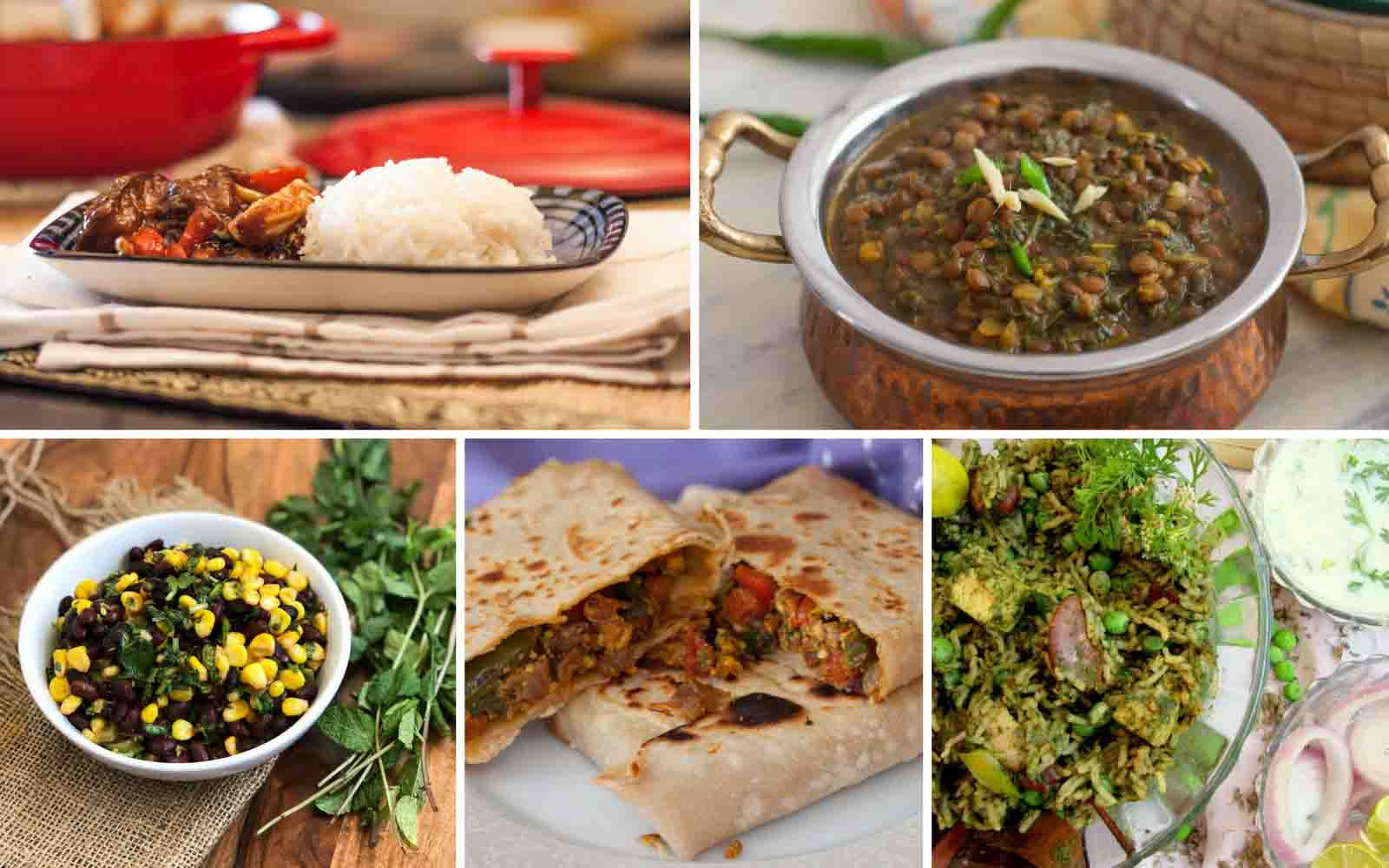 Weeknight dinners make your weeknight dinners with veg mughlai weeknight dinners make your weeknight dinners with veg mughlai paratha methi masoor dal and more forumfinder Choice Image