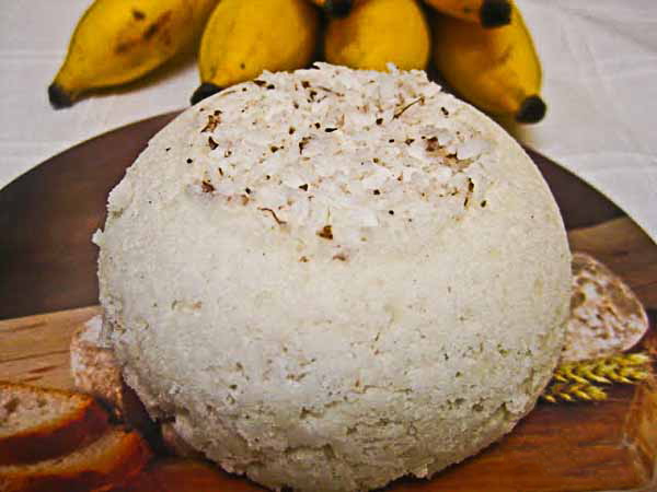 Puttu Steamed Rice Cakes