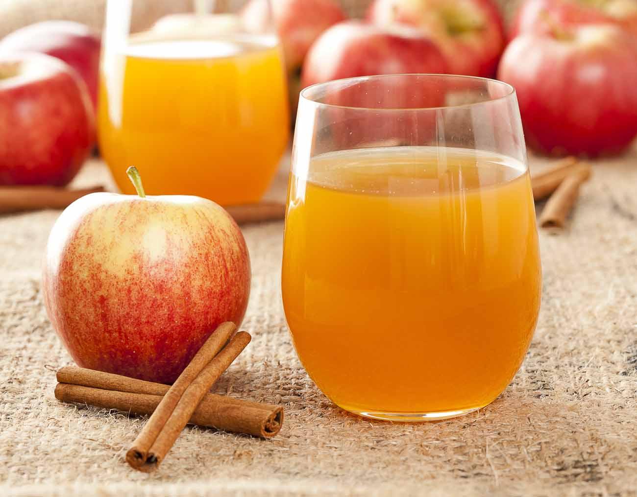 Как на соковарке сделать сок из яблок