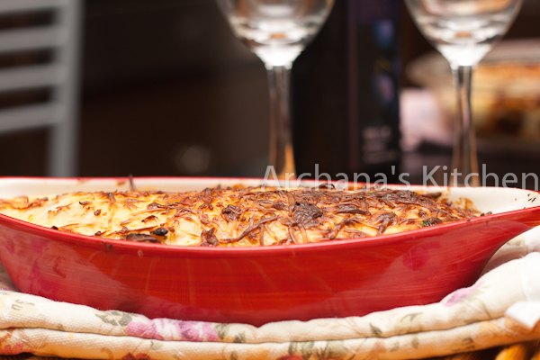 Vegetarian Moussaka-4