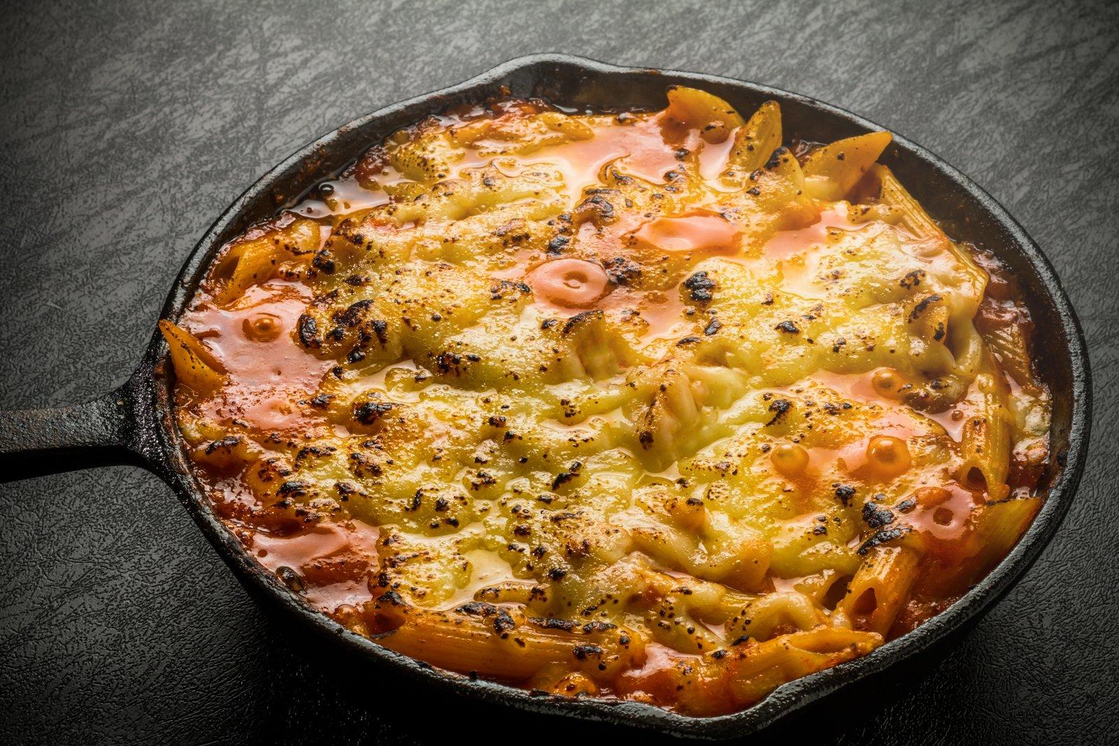 Pasta recipe tomato base