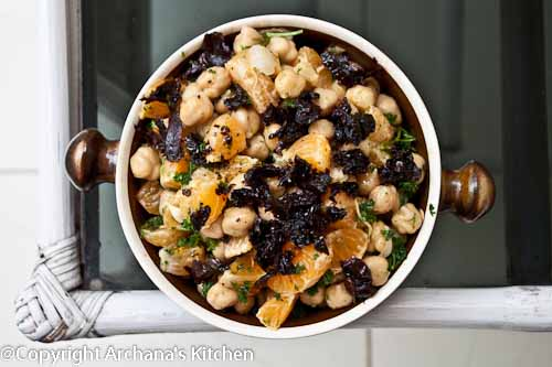 Chick pea_orange_Sundried_Tomato_Salad