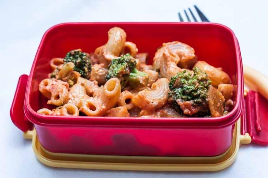 Vegetable pasta in tomato basil sauce kids lunch box recipes by vegetable pasta in tomato basil sauce kids lunch box recipes forumfinder Images