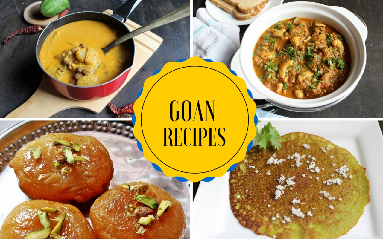 21 delciious traditional goan recipes by archanas kitchen forumfinder Image collections