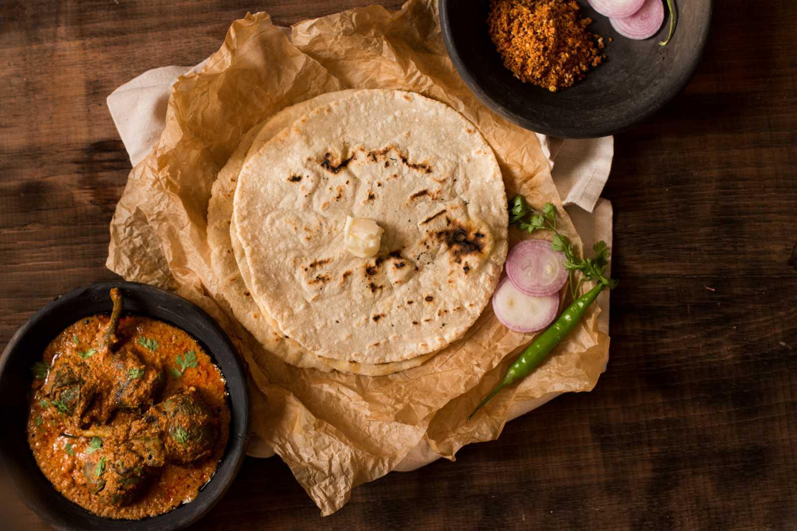Jolada Roti Recipe – Jowar Bhakri