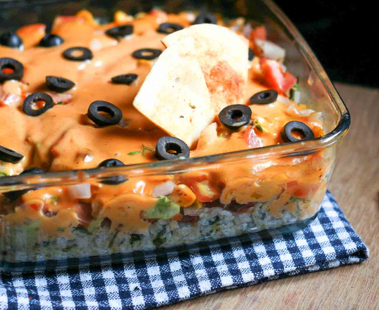 Mexican Vegetarian Burrito Bowl Recipe