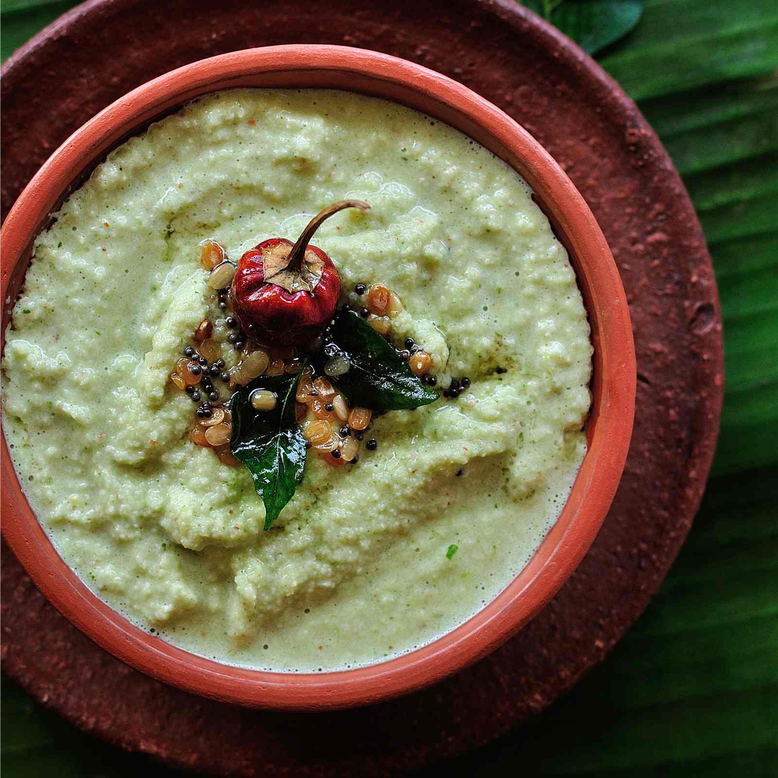 Kadale Chutney Recipe – Fried Gram Chutney