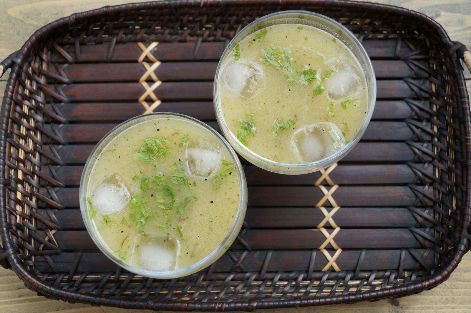Aam Ka Panna Recipe With Jaggery