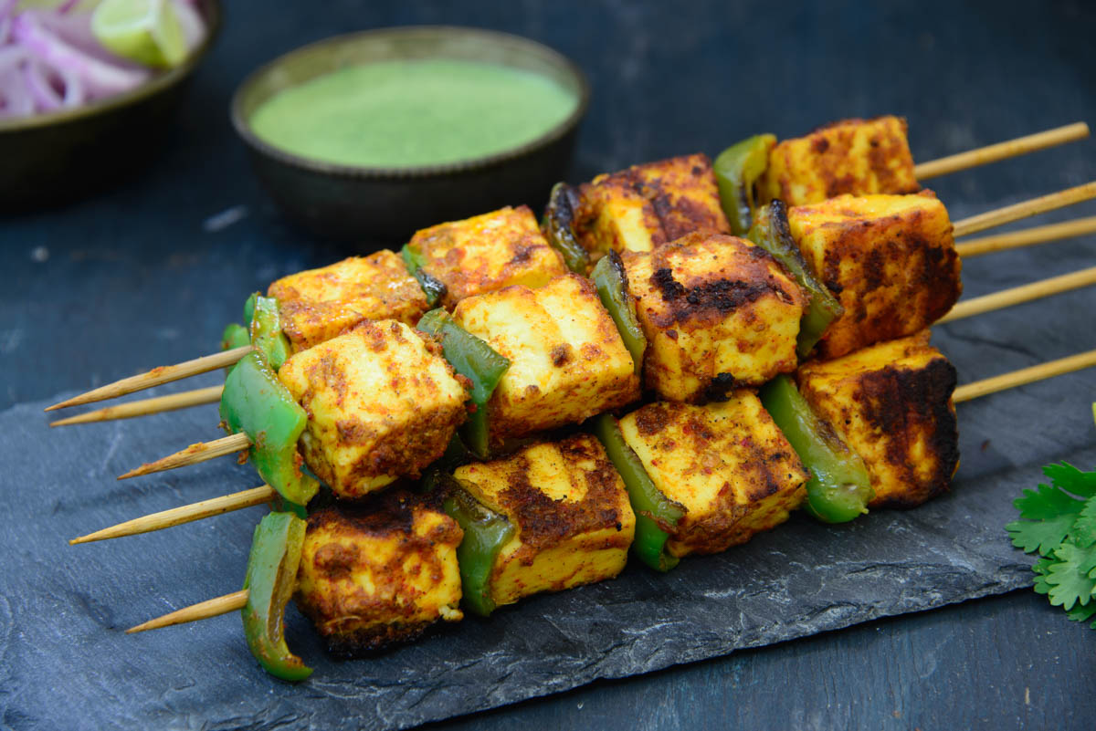 Image result for Paneer Kebab