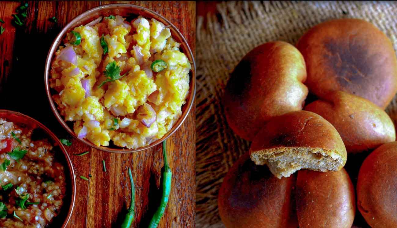 Traditional Bihari Litti Chokha Recipe
