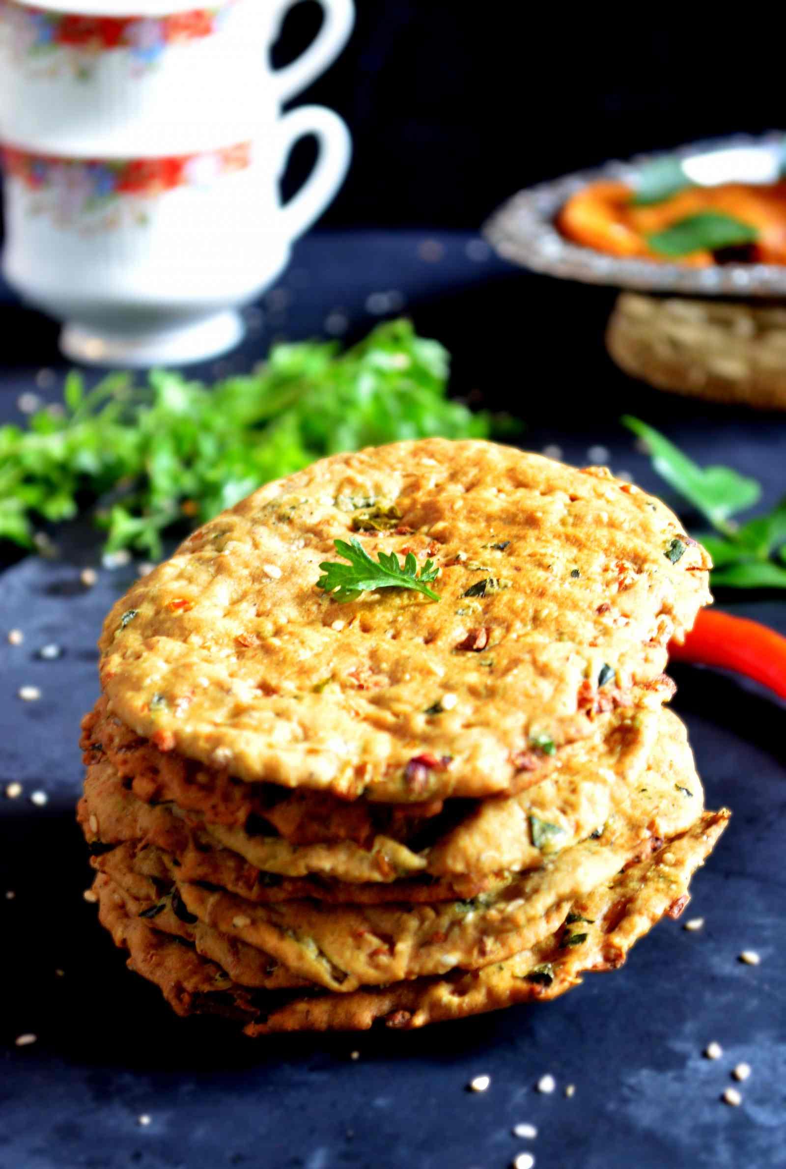 बेकरी स्टाइल बेक्ड निपट्टू रेसिपी – Bakery Style Baked Nippattu Recipe