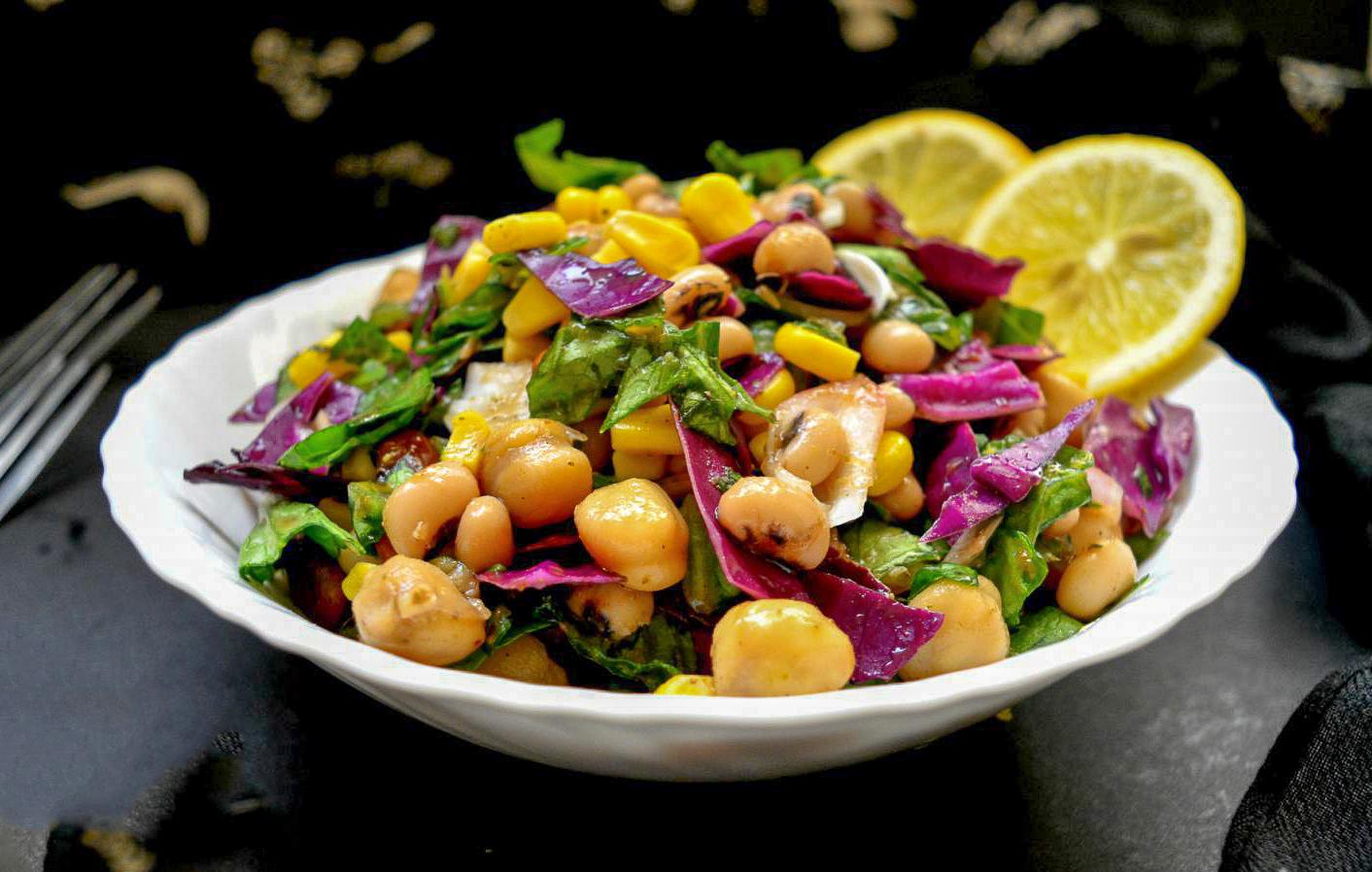Mexican Beans Salad Recipe
