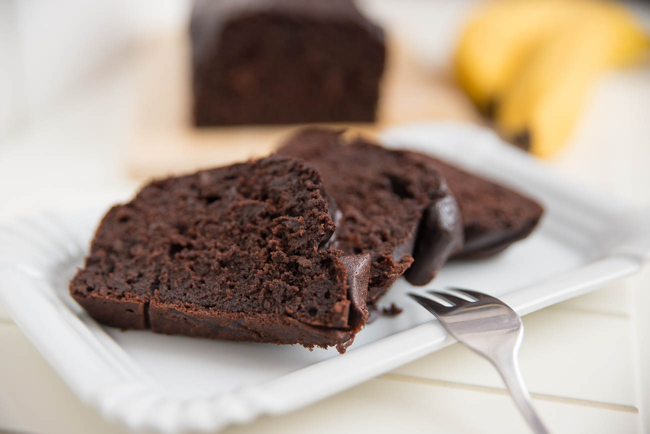 Eggless Ragi Banana Chocolate Cake Recipe Vegan Options