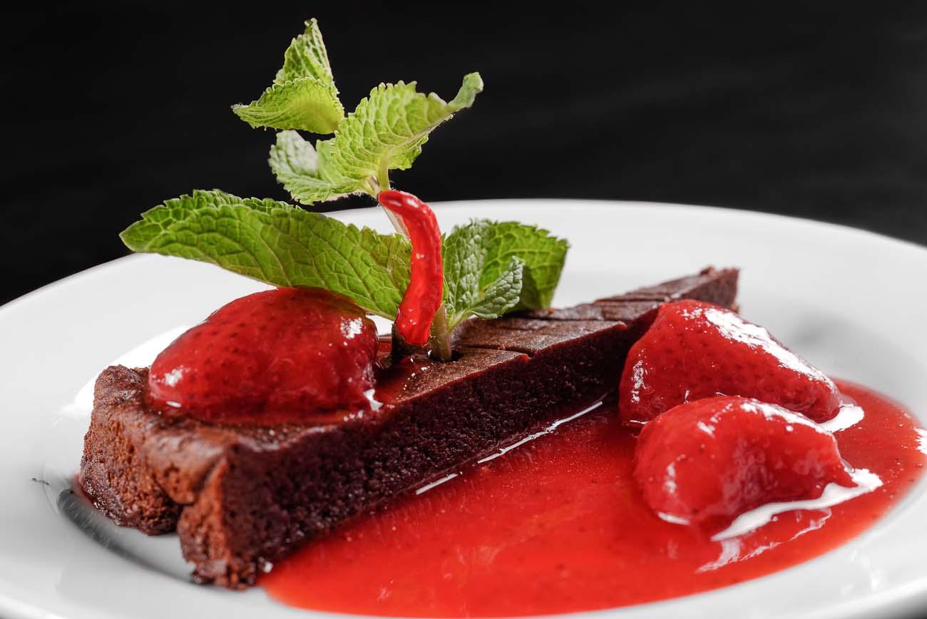 Chilli Chocolate Cake Recipe
