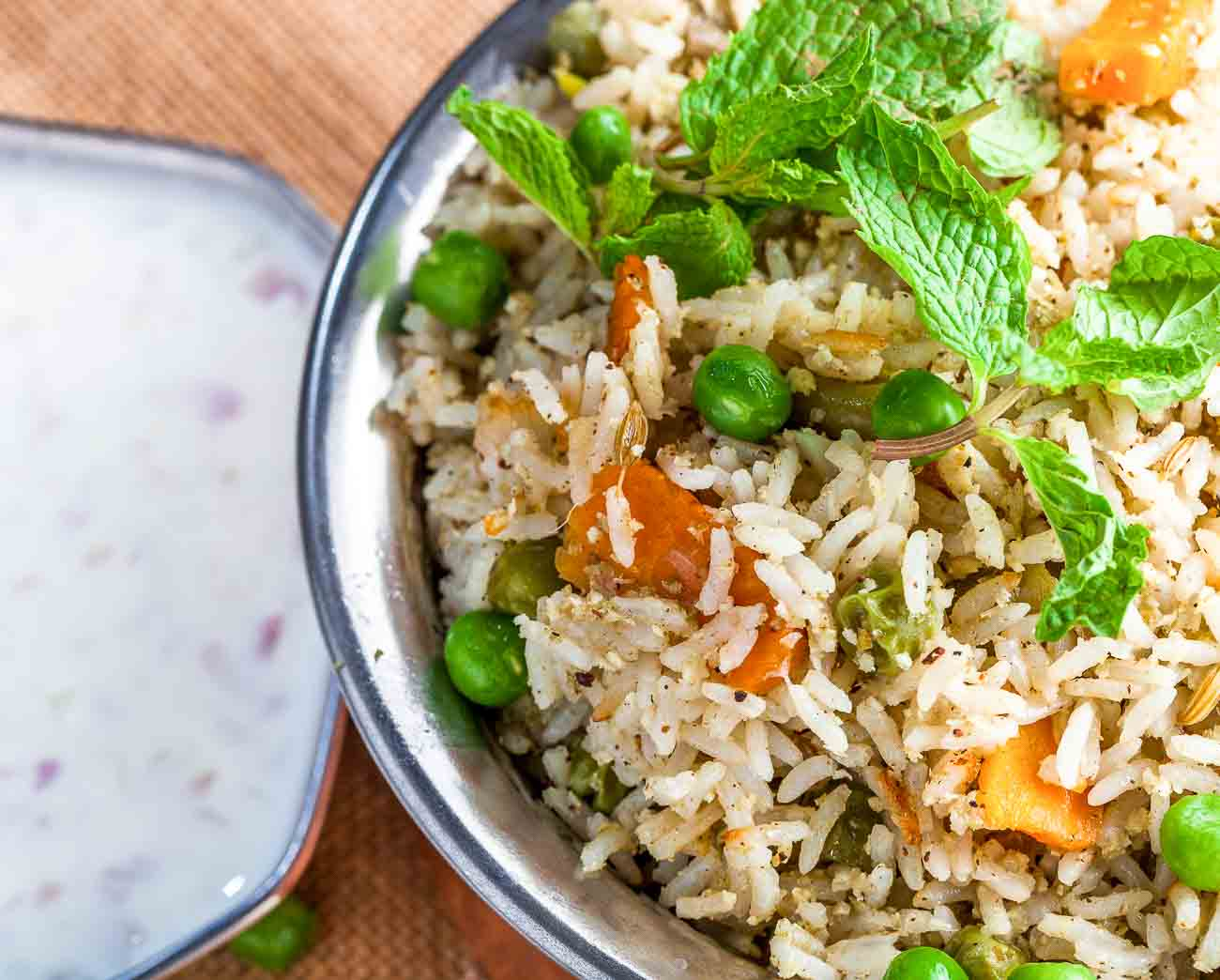 Chettinad Vegetable Pulao Recipe