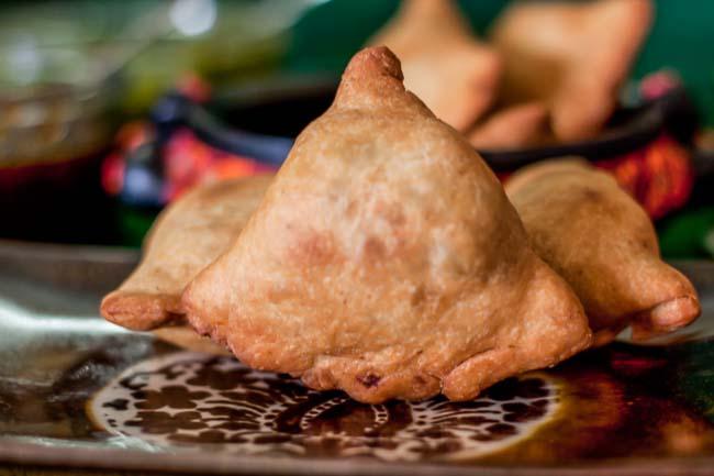 Punjabi Samosa Recipe - A Spiced Potato Tea Time Snack
