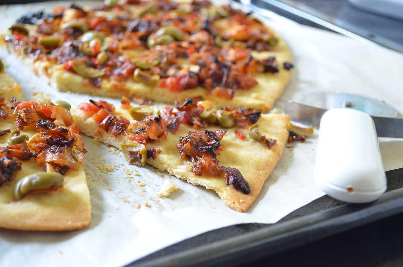 Pissaladiere Recipe – Provencal Onion Tart Recipe