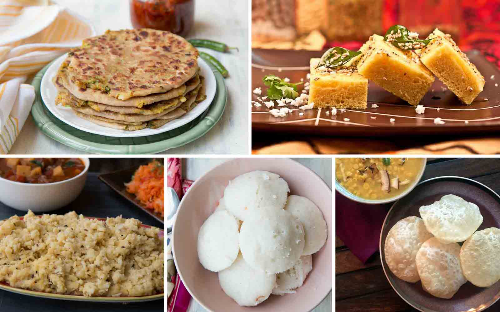 8 scrumptious breakfast ideas from different states of india by