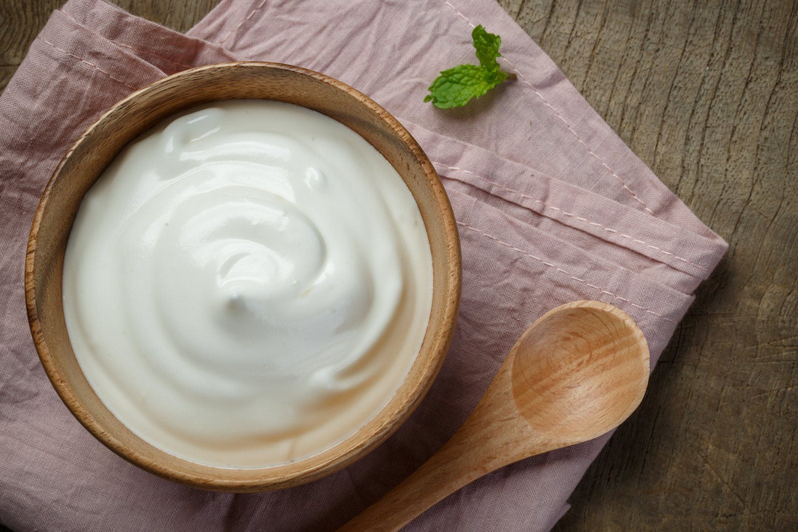 How To Make Fresh Homemade Yogurt Curd