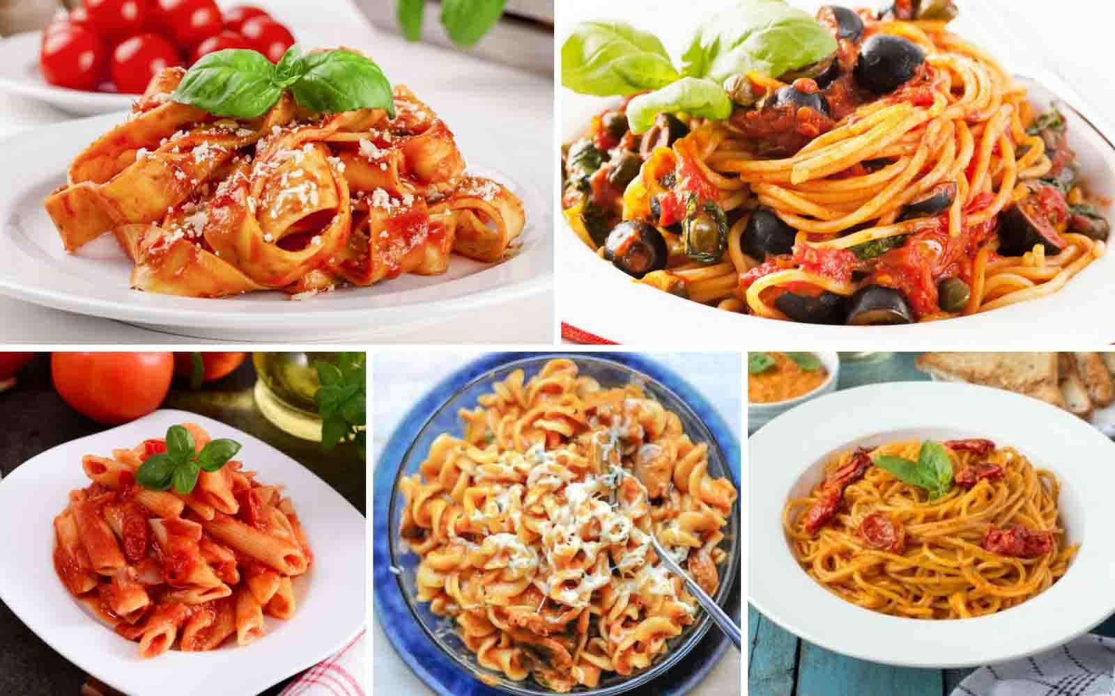 Archana S Kitchen Pasta