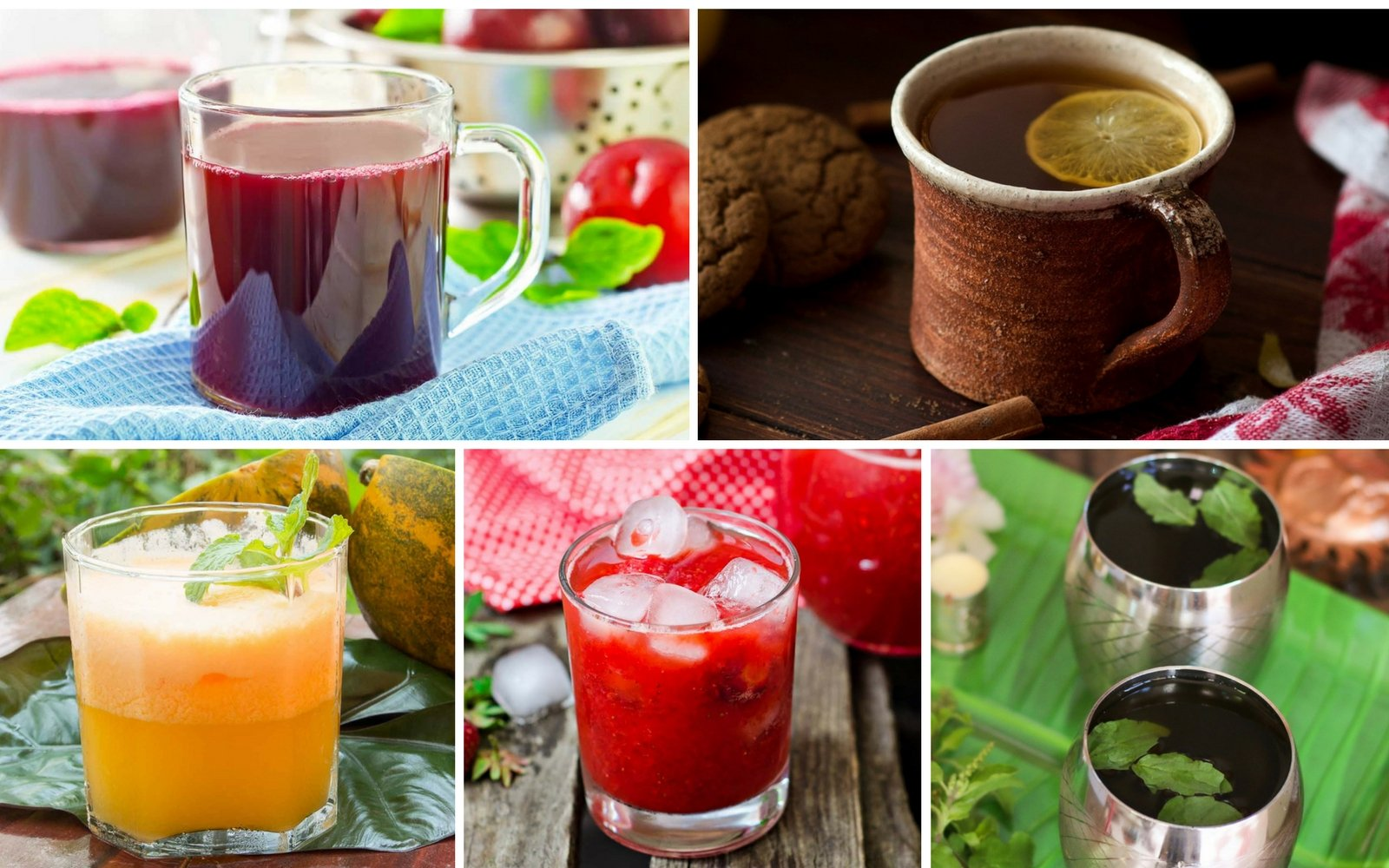 5 Ways To Unwind Yourselves With A Favourite Drink